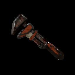 free tf2 item Civil Servant Mk.II Wrench (Battle Scarred)