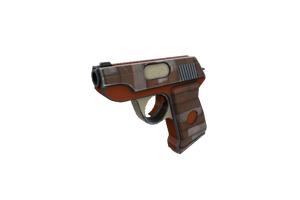 Civil Servant Mk Ii Pistol Minimal Wear