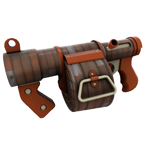 Civil Servant Mk.II Stickybomb Launcher