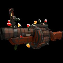 Festivized Civil Servant Mk.II Grenade Launcher (Well-Worn)