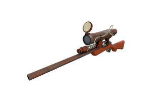 Civil Servant Mk Ii Sniper Rifle Minimal Wear