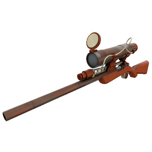 Civil Servant Mk.II Sniper Rifle