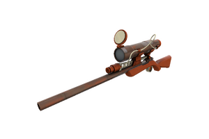 Civil Servant Mk Ii Sniper Rifle Factory New