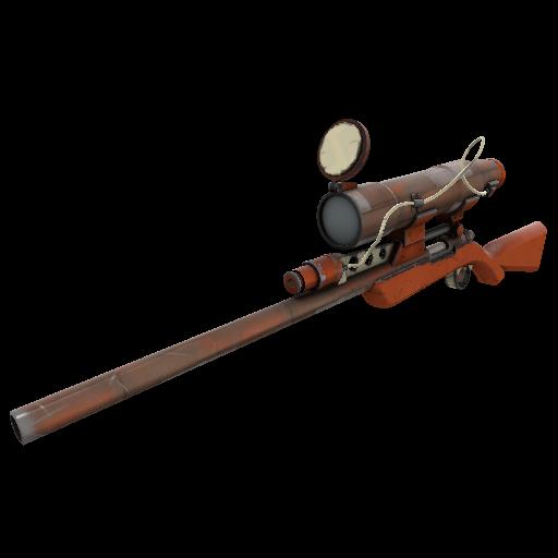 Civil Servant Mk.II Sniper Rifle (Field-Tested)