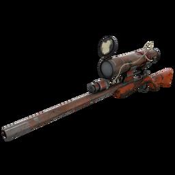 Strange Civil Servant Mk.II Sniper Rifle (Battle Scarred)