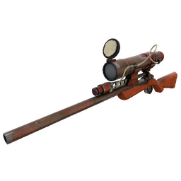 free tf2 item Civil Servant Mk.II Sniper Rifle (Well-Worn)
