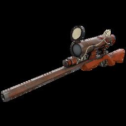 Strange Civil Servant Mk.II Sniper Rifle (Well-Worn)