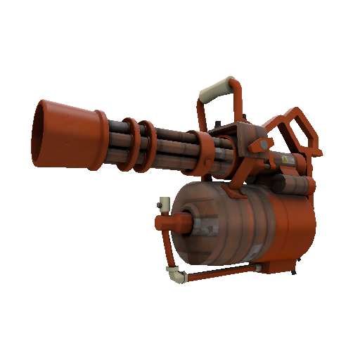 Civil Servant Mk.II Minigun