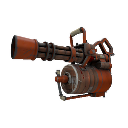 free tf2 item Civil Servant Mk.II Minigun (Well-Worn)