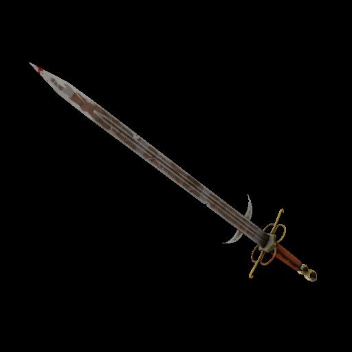 Civil Servant Mk.II Claidheamh Mòr (Well-Worn)