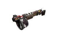 Bovine Blazemaker Mk.II Panic Attack (Battle Scarred)