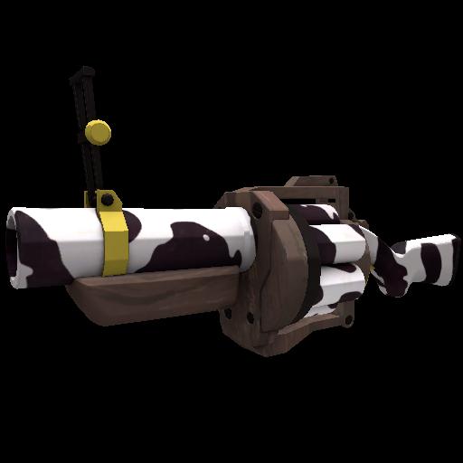 Bovine Blazemaker Mk.II Grenade Launcher
