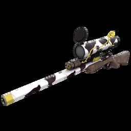 Bovine Blazemaker Mk.II Sniper Rifle (Minimal Wear)