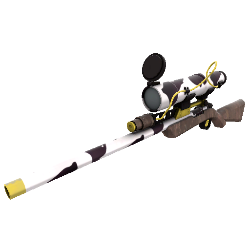 Bovine Blazemaker Mk.II Sniper Rifle