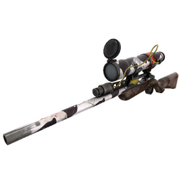 Bovine Blazemaker Mk.II Sniper Rifle (Battle Scarred)