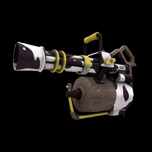 Bovine Blazemaker Mk.II Minigun