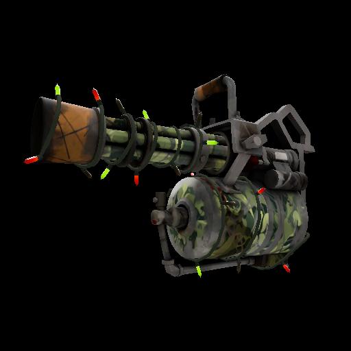 Rage-Inducing Minigun