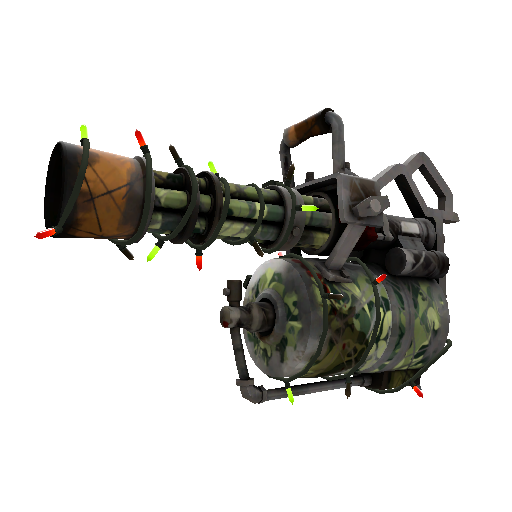 Wicked Nasty Minigun