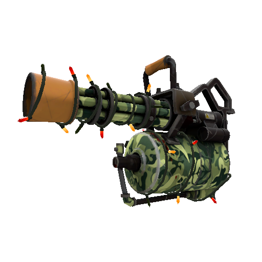 Spectacularly Lethal Professional Killstreak Minigun