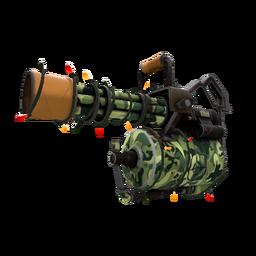 Strange Festivized Specialized Killstreak King of the Jungle Minigun (Field-Tested)