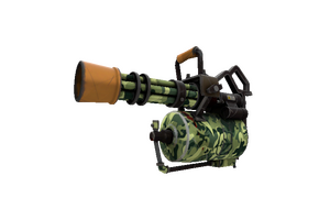 King Of The Jungle Minigun Field Tested