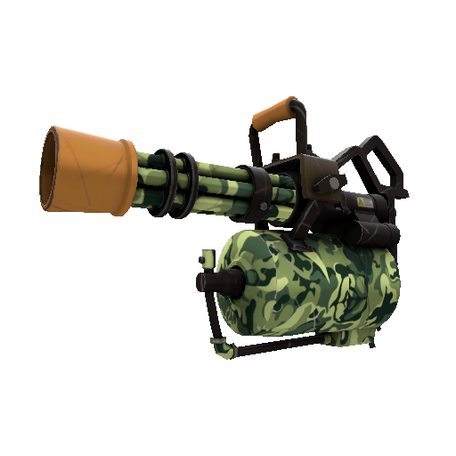 Unremarkable Professional Killstreak Minigun