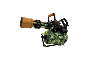 King Of The Jungle Minigun Minimal Wear