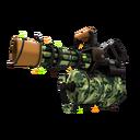Unusual Festive Professional Killstreak King of the Jungle Minigun (Factory New)
