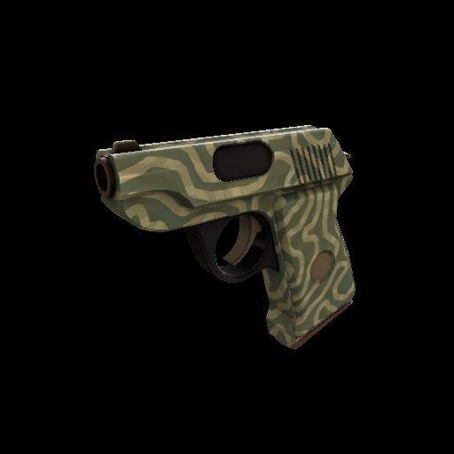 Forest Fire Mk.II Pistol
