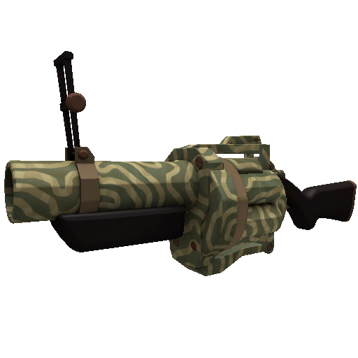 Forest Fire Mk.II Grenade Launcher