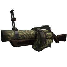 Forest Fire Mk.II Grenade Launcher (Well-Worn)