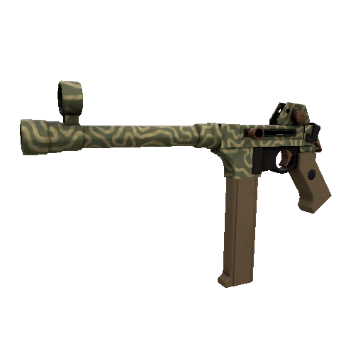 Forest Fire Mk.II SMG