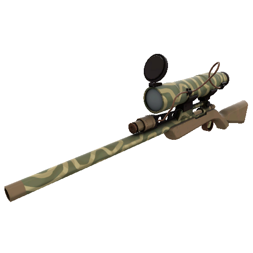 Forest Fire Mk.II Sniper Rifle