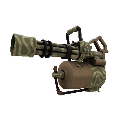 Forest Fire Mk.II Minigun