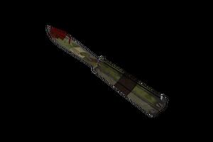 Woodland Warrior Mk Ii Knife Well Worn