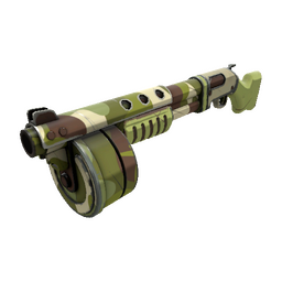 Woodland Warrior Mk.II Panic Attack (Minimal Wear)