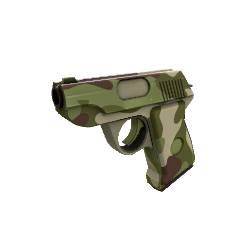 Woodland Warrior Mk.II Pistol