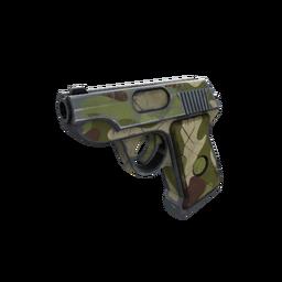Woodland Warrior Mk.II Pistol (Well-Worn)