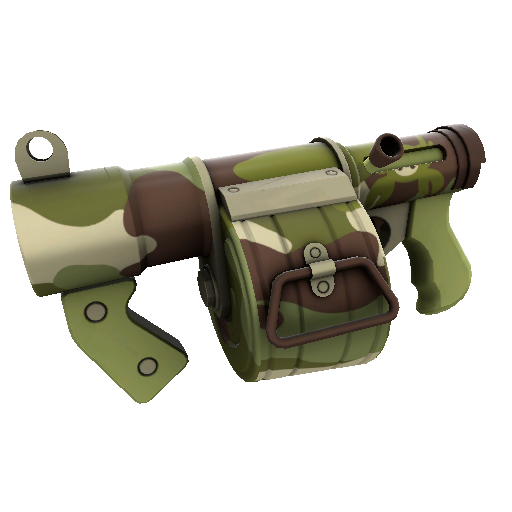 Woodland Warrior Mk.II Stickybomb Launcher