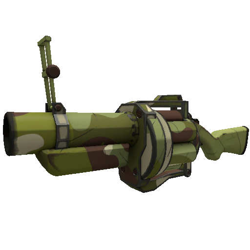 Woodland Warrior Mk.II Grenade Launcher