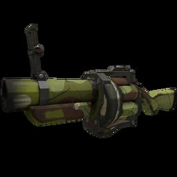 Woodland Warrior Mk.II Grenade Launcher (Well-Worn)