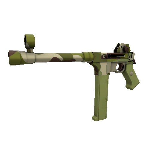 Woodland Warrior Mk.II SMG