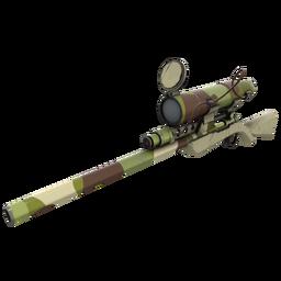 Woodland Warrior Mk.II Sniper Rifle (Minimal Wear)