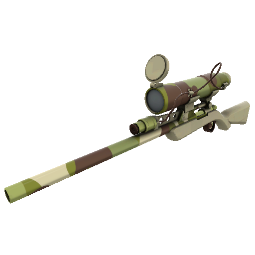 Woodland Warrior Mk.II Sniper Rifle
