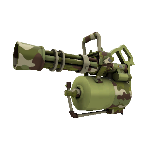 Woodland Warrior Mk.II Minigun