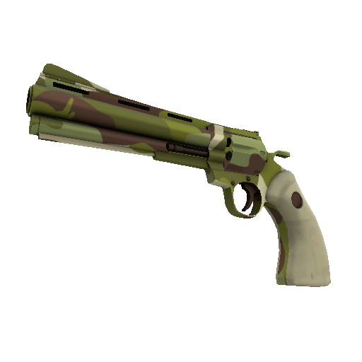 Woodland Warrior Mk.II Revolver
