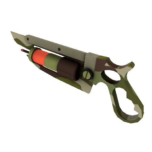 Woodland Warrior Mk.II Ubersaw
