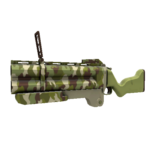 Woodland Warrior Mk.II Loch-n-Load