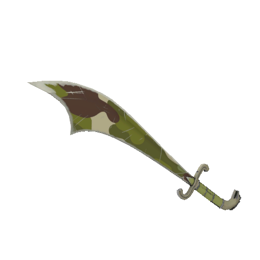 Woodland Warrior Mk.II Persian Persuader