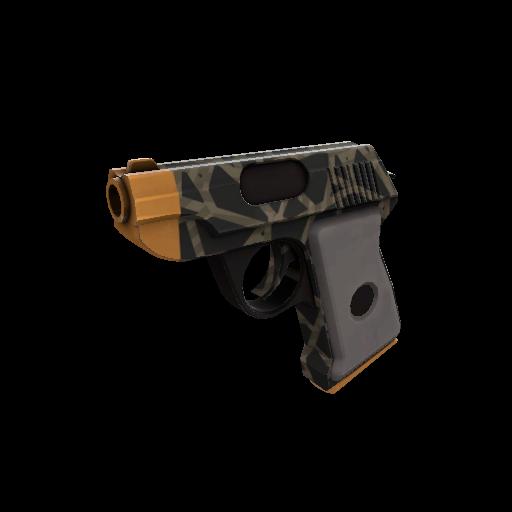 Masked Mender Mk.II Pistol